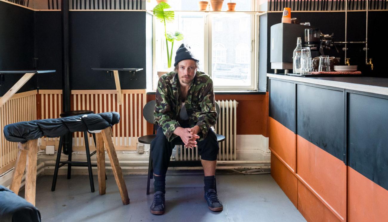 """Henrik Vibskov: """"Jeg er to meter høj, og har et højt stofskifte"""""""