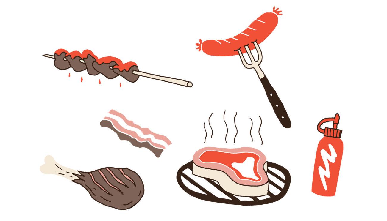 4 gode barbecuesteder