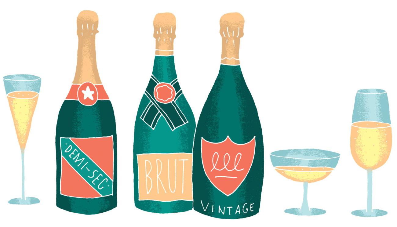 Stort & småt om Champagne & champagne