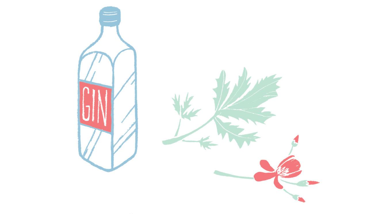 Blod, sved og et lille skvæt gin