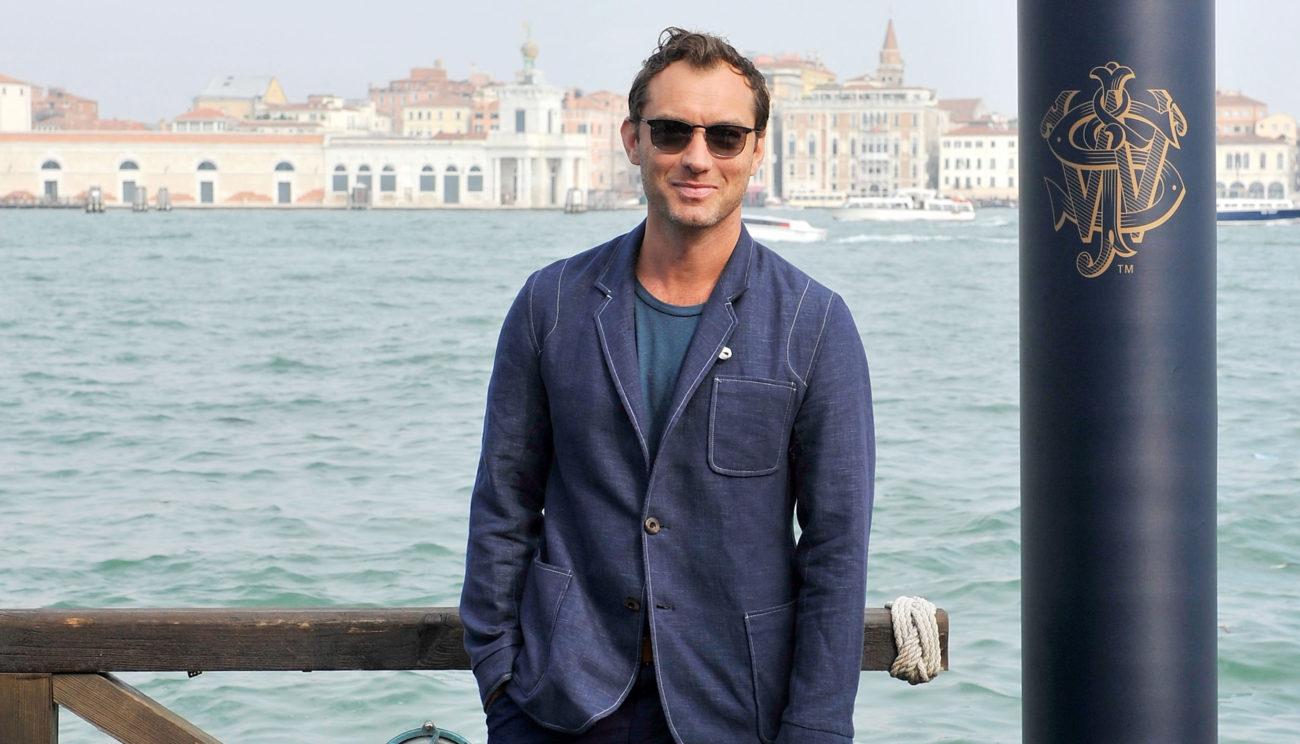 Med Jude & Johnnie i Venedig