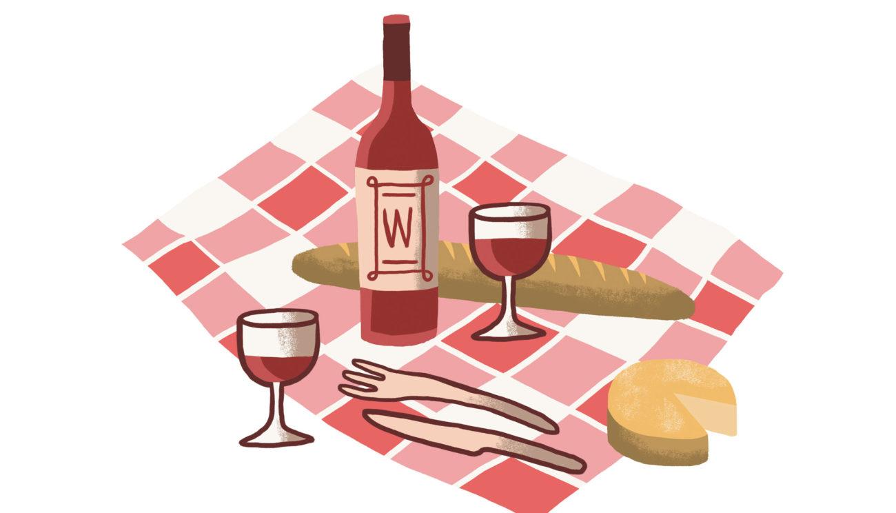Byens bedste picnicsteder