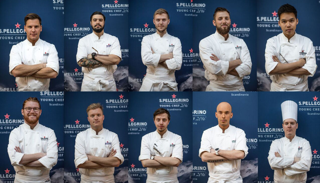 Til skandinavisk semifinale i San Pellegrino Young Chef 2016