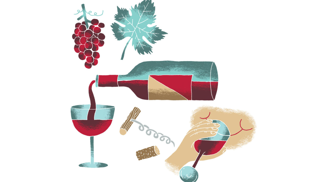 4 gode vinbarer