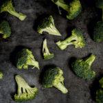 Jordskokker & broccoli