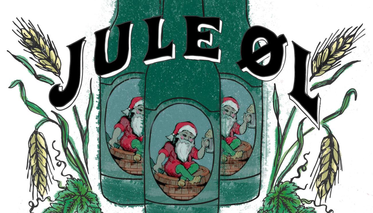 4 gode juleøl
