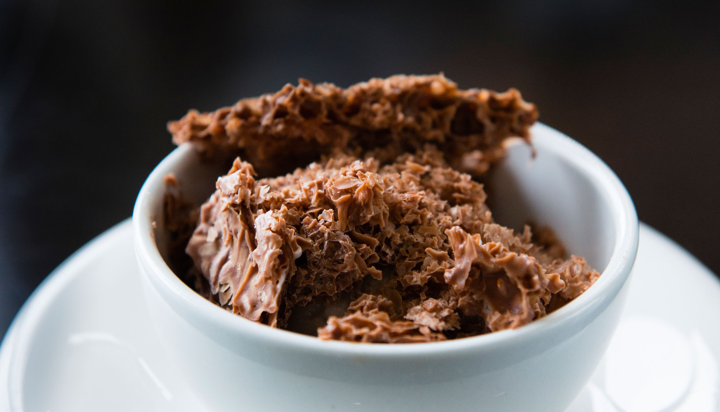 luftig chokolade