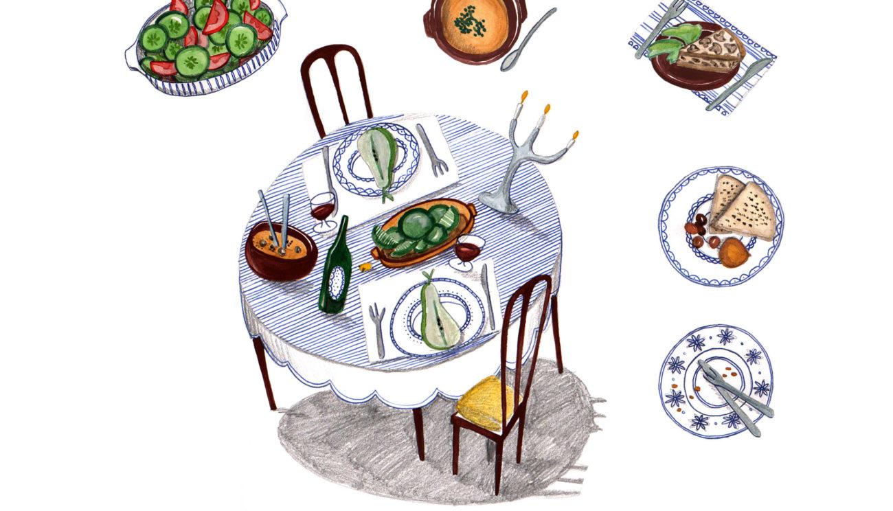 4 gode vegetarrestauranter