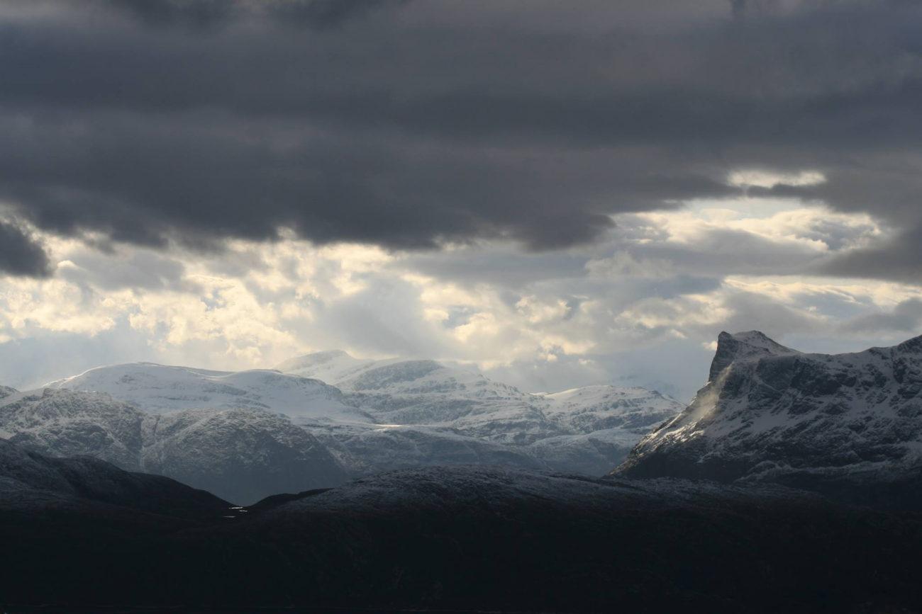 I nærheden af Norge