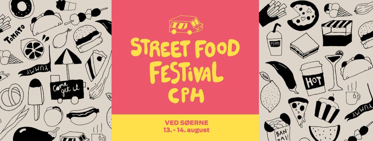 Ny street food-festival langs søerne