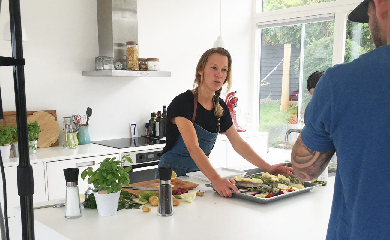 Gratis madkanal vil vise os nye tricks i køkkenet