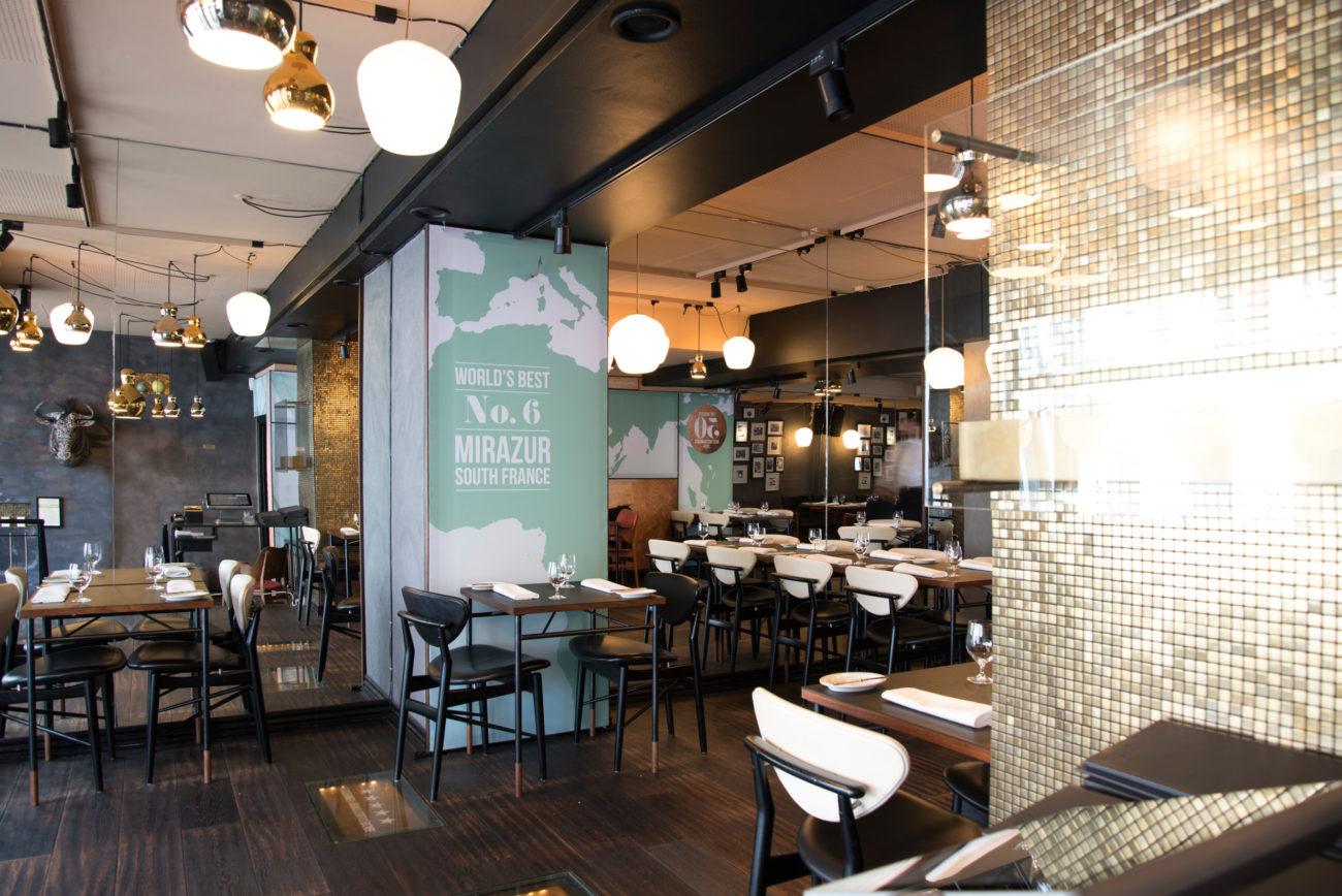 Smag retterne fra verdens 50 bedste restauranter
