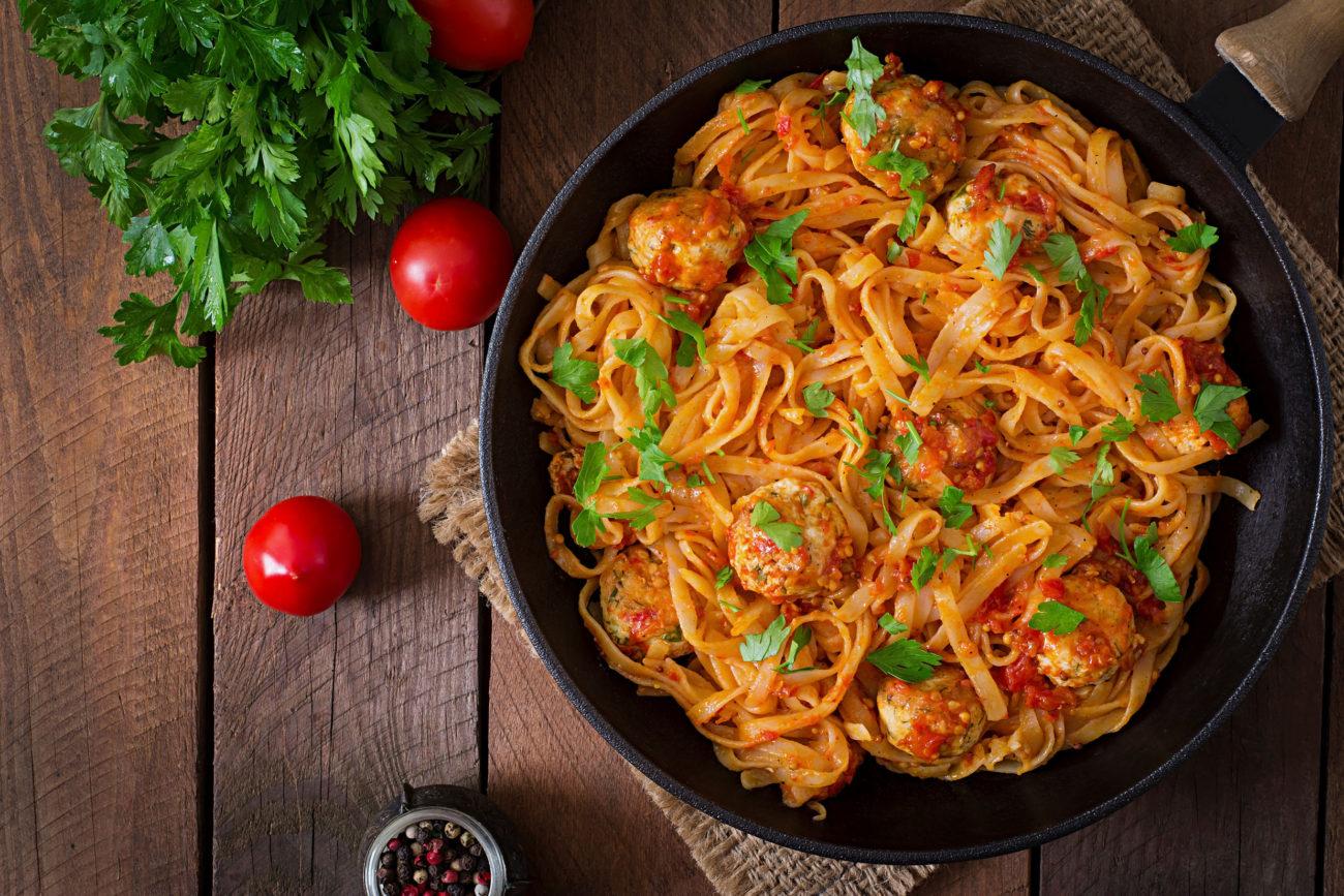 Danskerne er vilde med italiensk mad