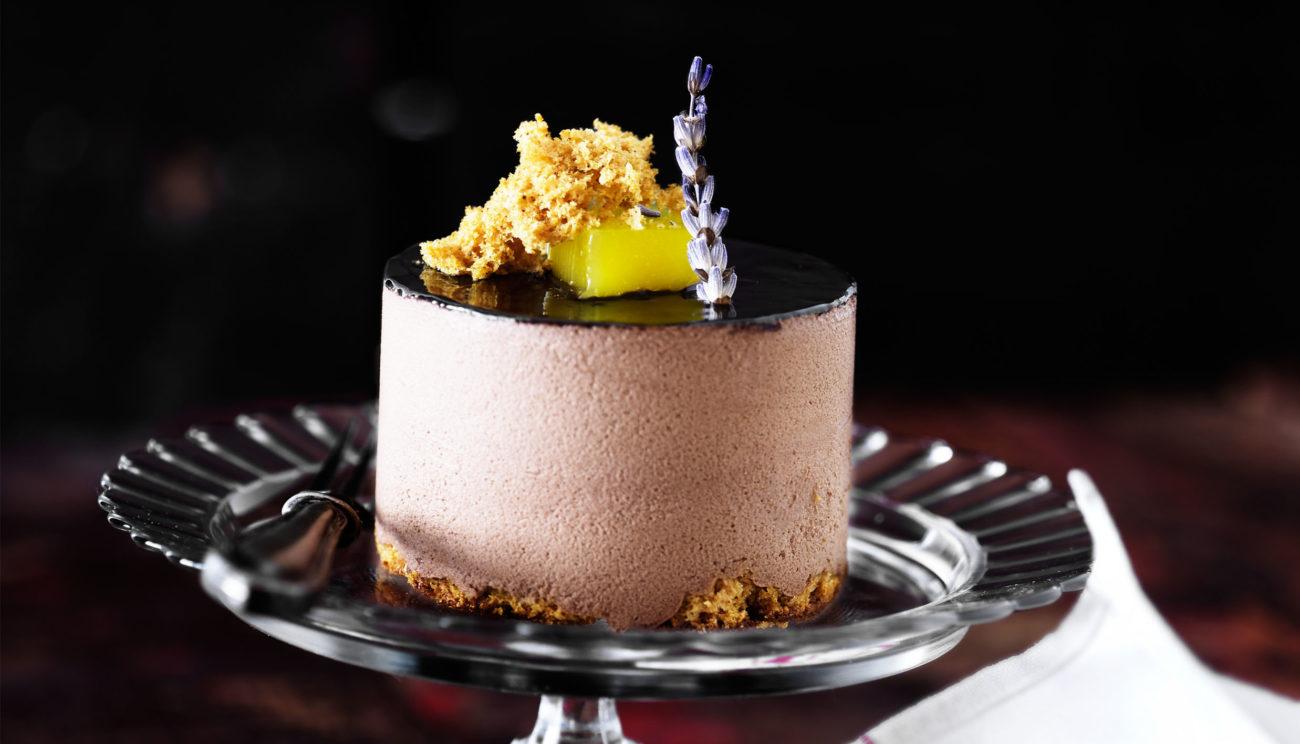 Jule-chokolademousse