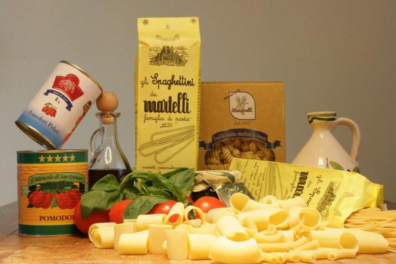 Få det bedste fra Italien med hjem i dit eget køkken