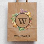 Fire gode street food-stader i WestMarket