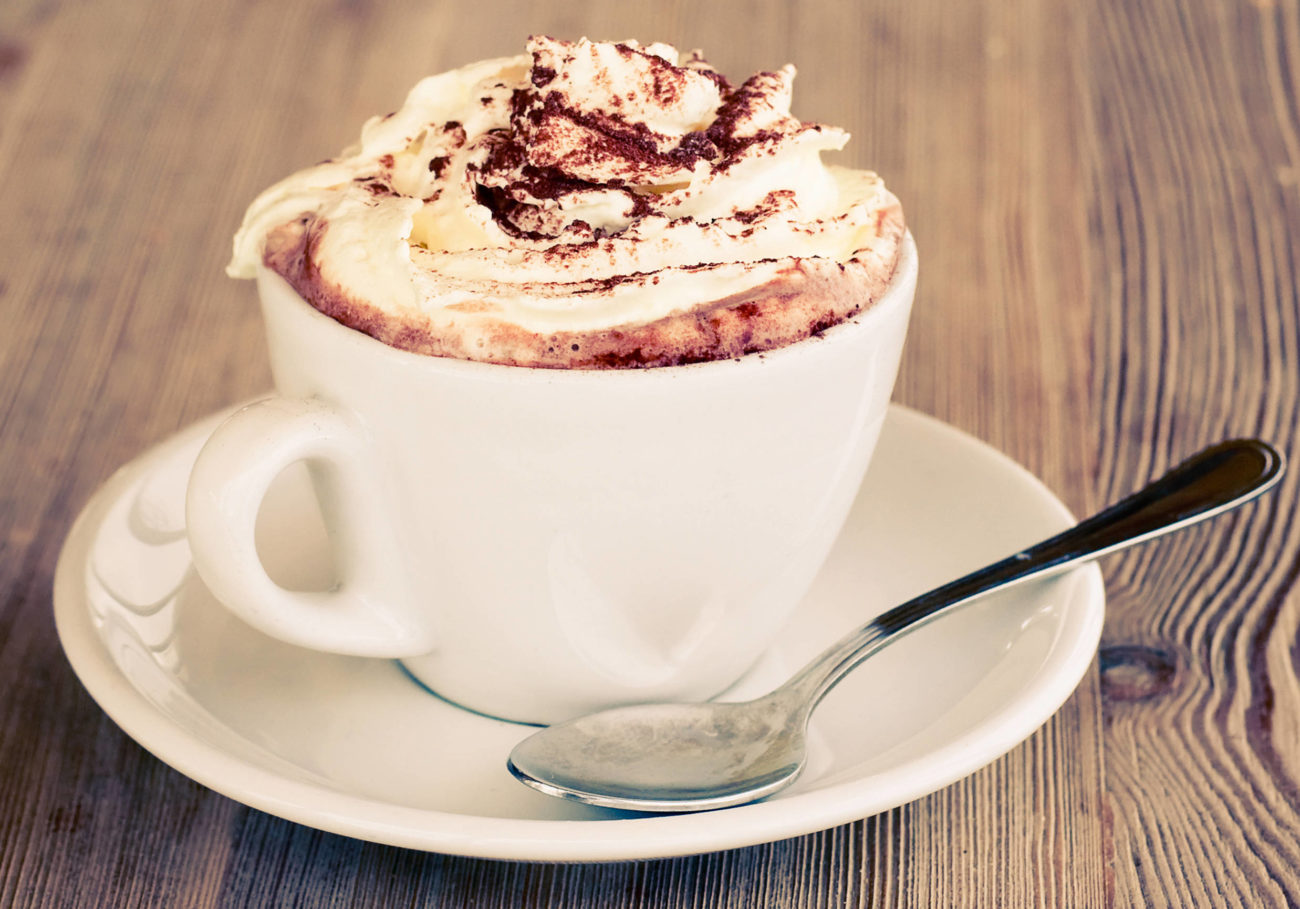 Luxury Hot Chocolate Drink