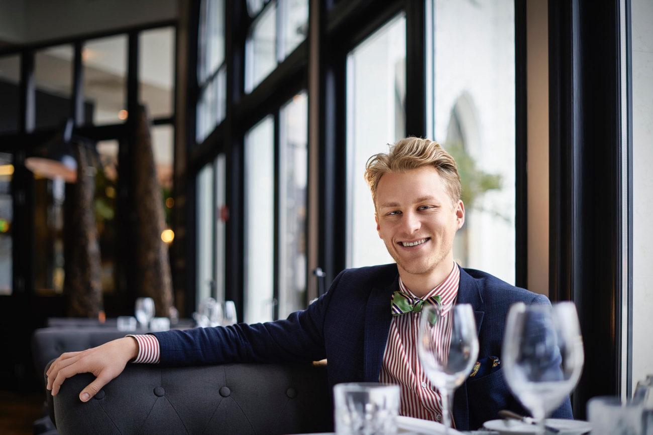 Mit madliv: Rasmus Palsgård