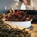 Fotoreportage: Tang på tallerkenen