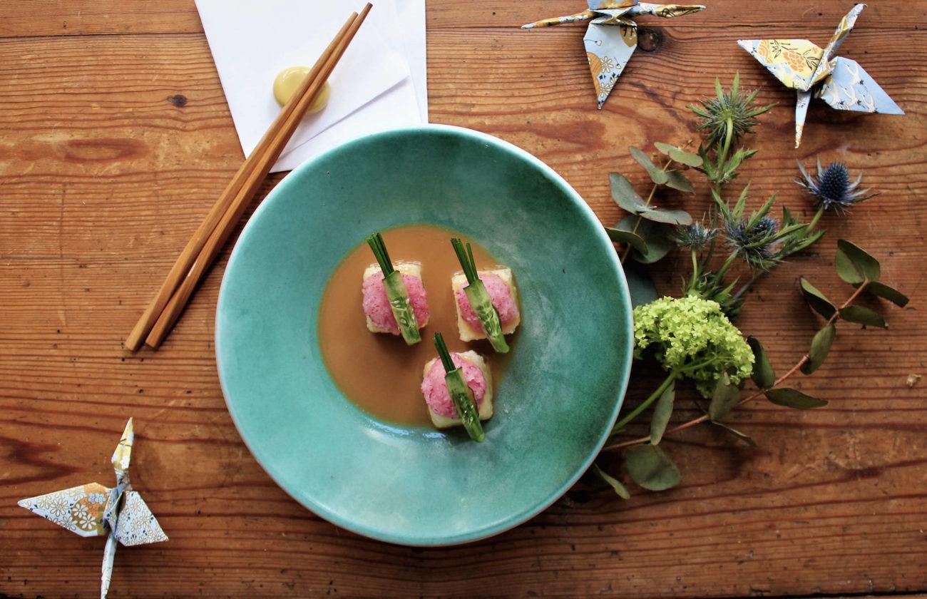 Japansk zen-mad i nordisk forklædning