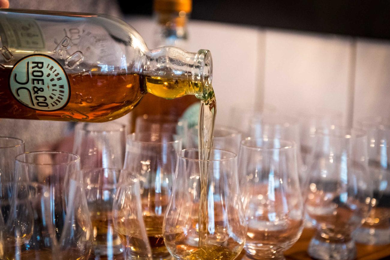 Ny irsk whisky i de danske barskabe
