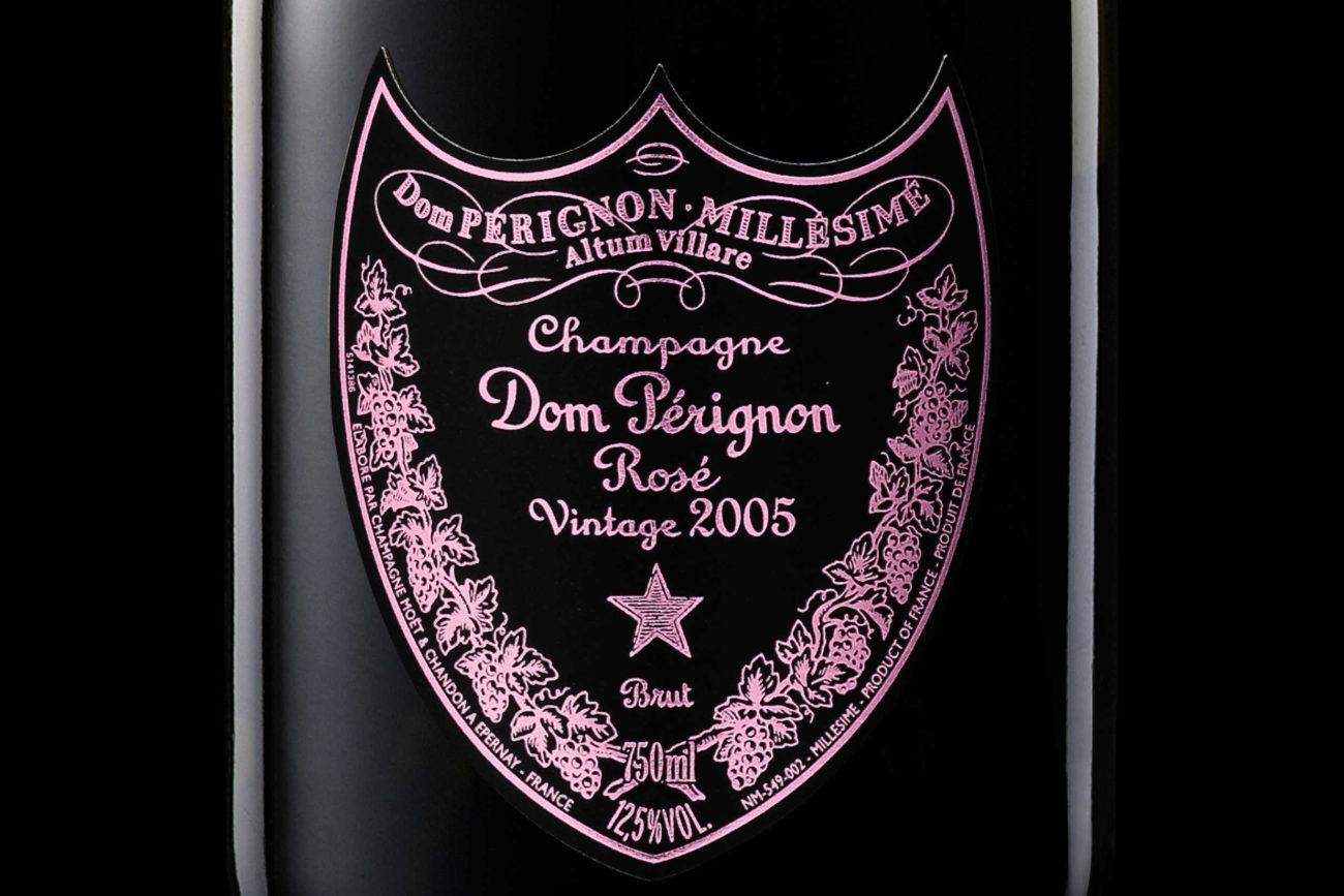 Smagning af Dom Pérignon 2009 og Dom Pérignon Rosé 2005