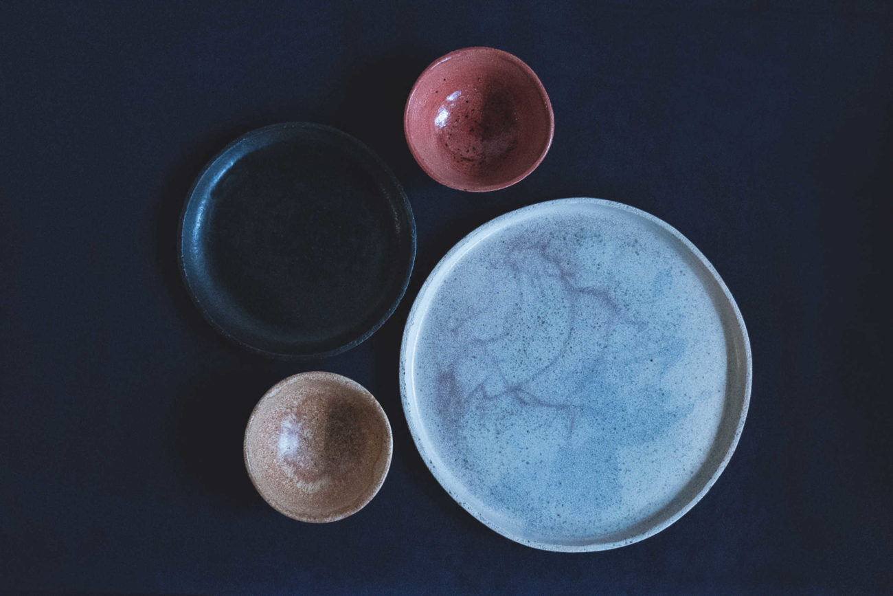 Håndlavet keramik til bordet