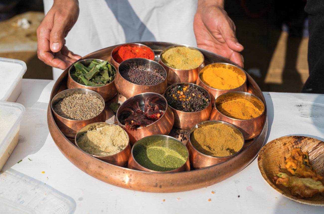 Smag på Indien uden at spilde
