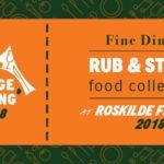 5. JULI: Stage Dining på Roskilde Festival