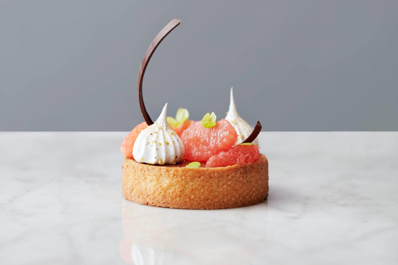 Pouchkine-te-tærte