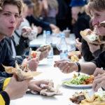 Stil sulten og sluk tørsten på Roskilde Festival