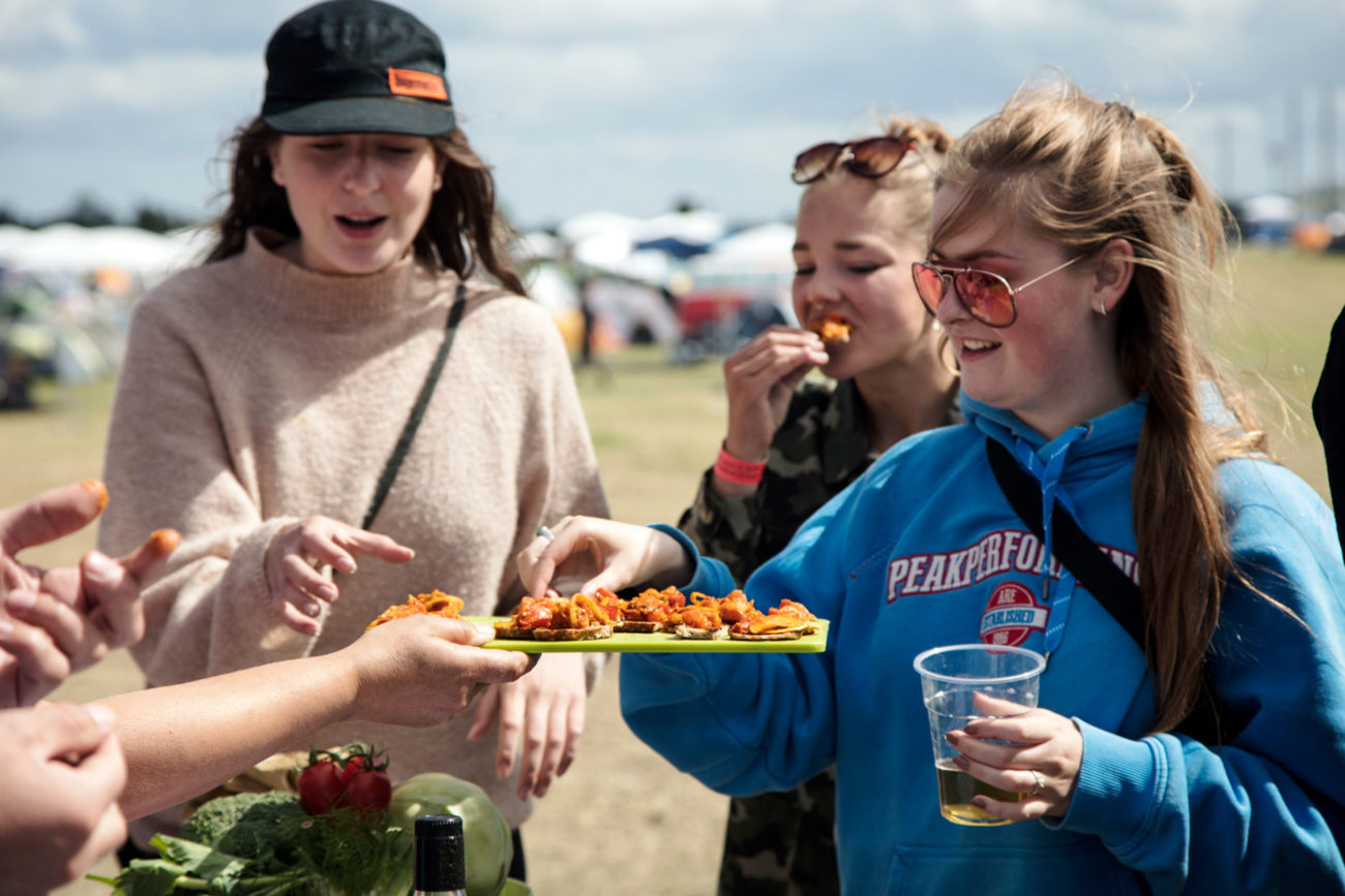 Roskilde Festival for foodies