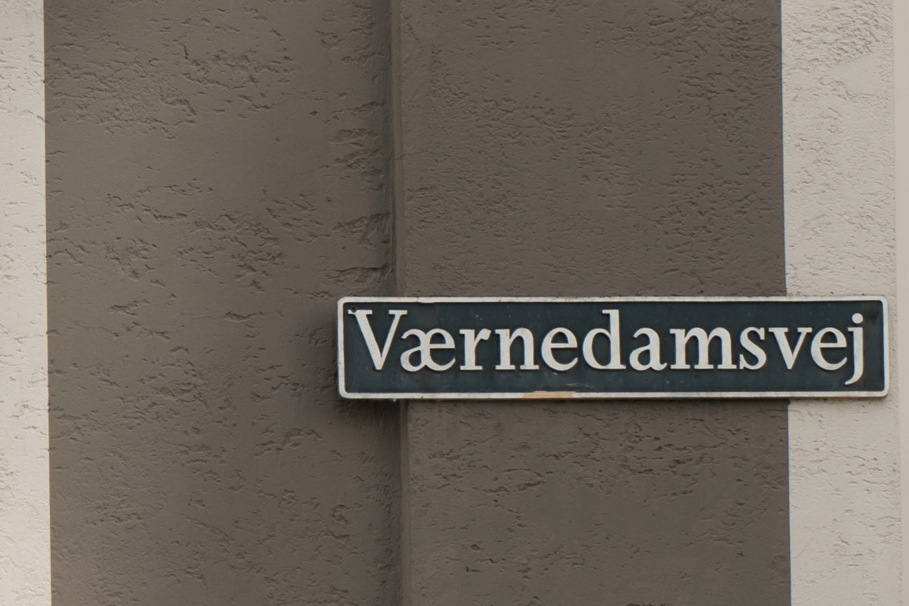 Københavnske yndlingsgader: Værnedamsvej