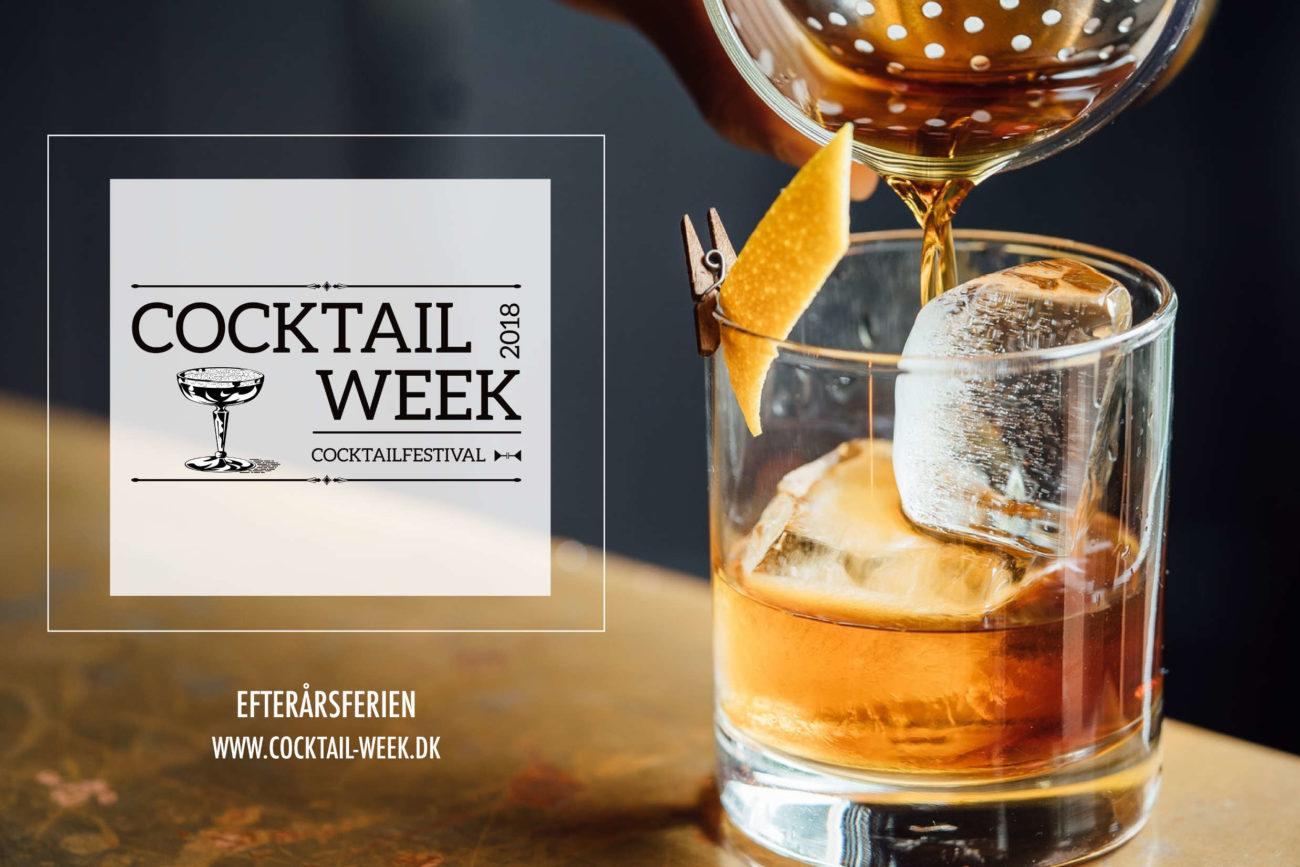 Københavnsk cocktailfestival vender tilbage i efterårsferien