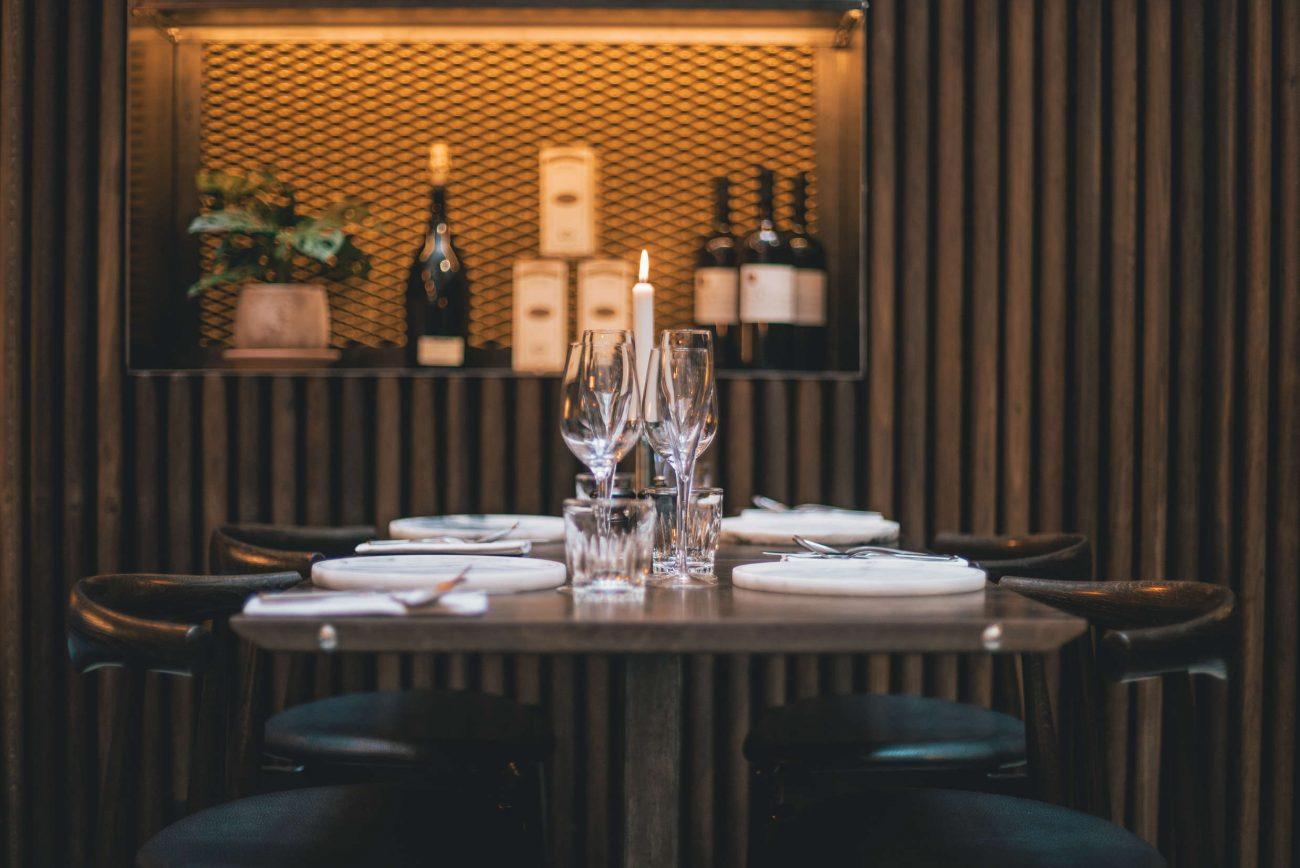 Ny restaurant i italiensk tempo og med et pift af frækhed