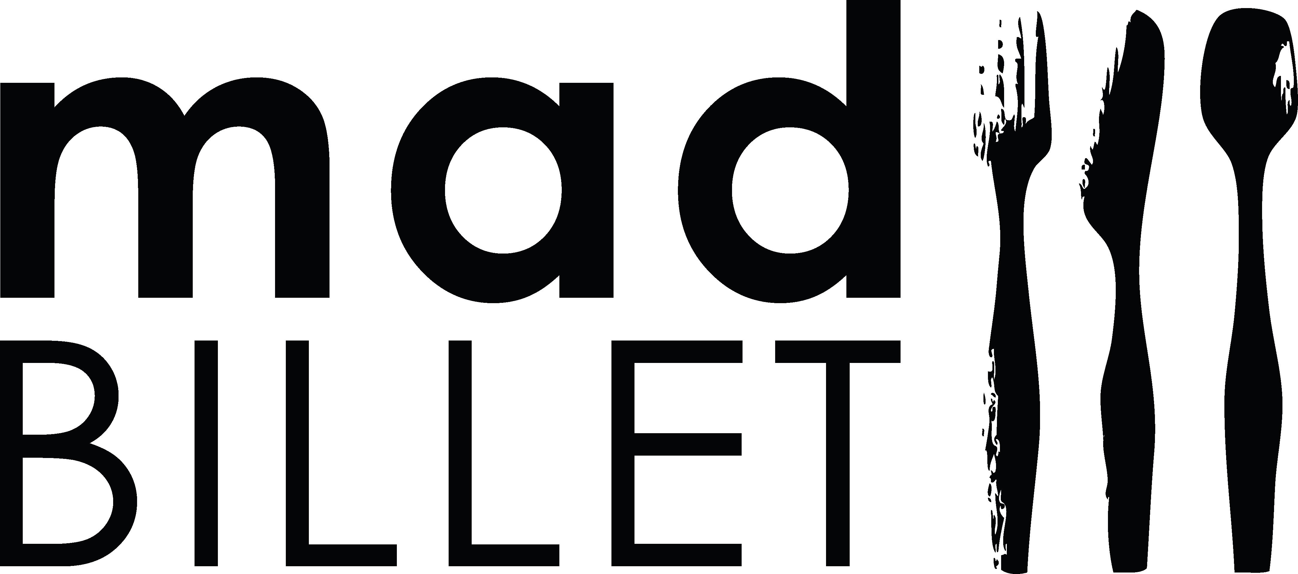 Madbillet-SORT