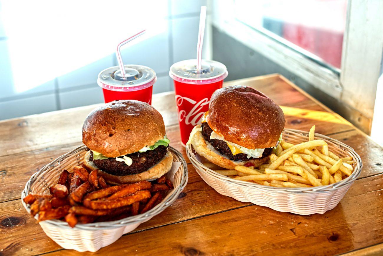 Københavns mest velsmagende veggieburgers