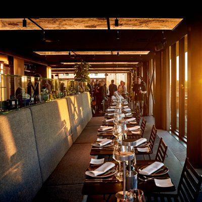 Carlsberg Byen har fået ny rooftop-restaurant