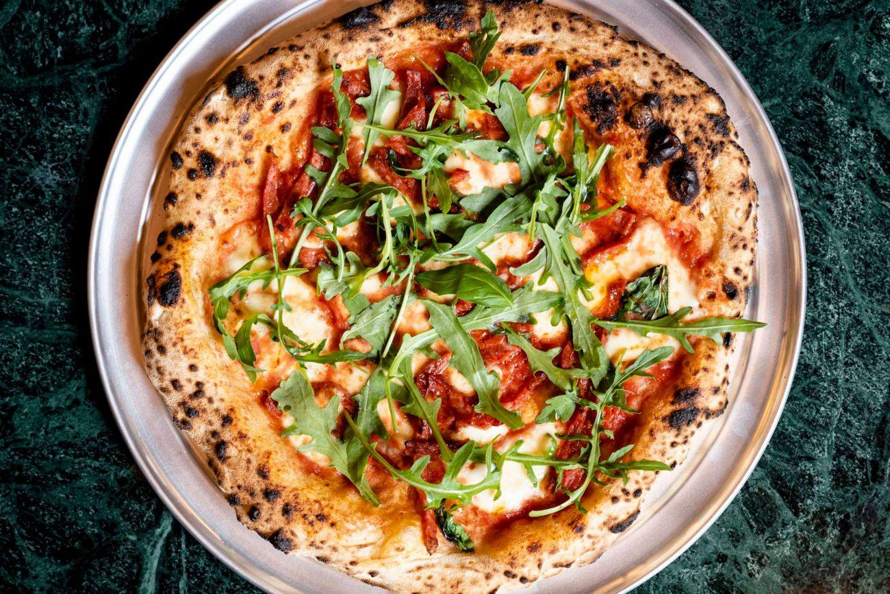 Verdens 5. bedste pizza fås i København