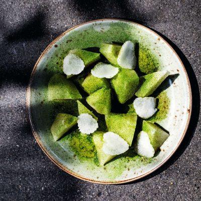 Opskriften på det grønne køkken