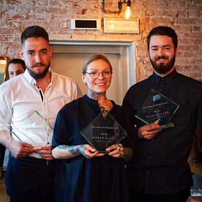 Tre danske bartendere klar til den nordeuropæiske finale i World Class 2019