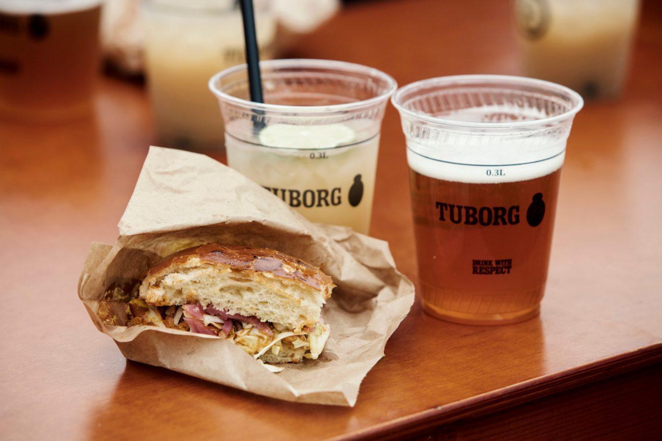 Det skal vi spise og opleve på Roskilde Festival 2019