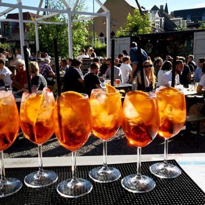 Valbys hemmelige have: TH Bar er essensen af sommer og sol