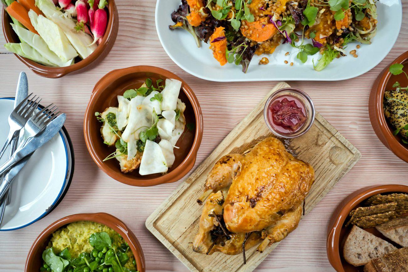 5 sociale spisesteder med langbordsmiddage i København