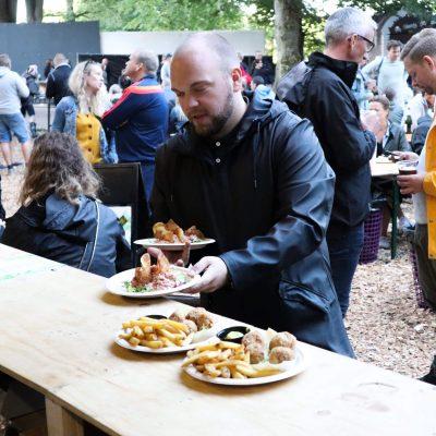 Madguide til morgen, middag og aften på Smukfest 2019