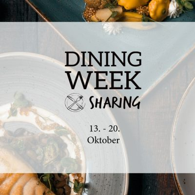 Dining Week Sharing 2019