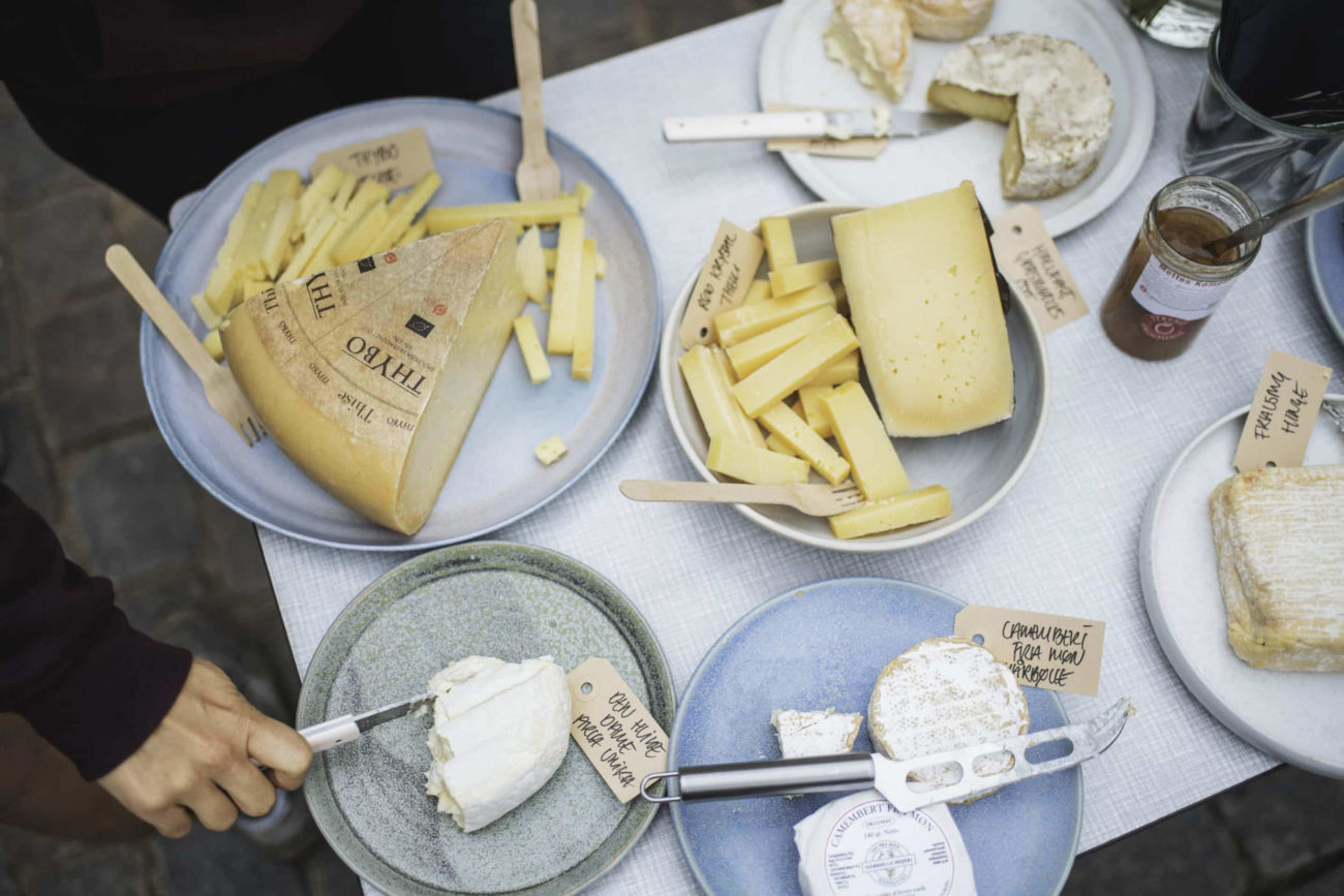 Cheese Copenhagen: Dansk ost anno 2019