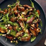 Vidunderlige vegetarretter du kan varme dig på