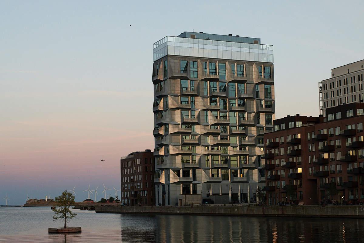 Ny bydel: Her er Nordhavns restauranter og caféer