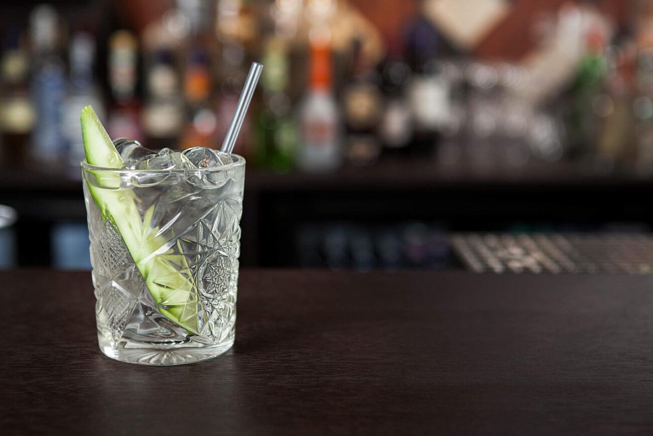 Swap a cucumber for a Gin & Tonic at 10 Copenhagen bars